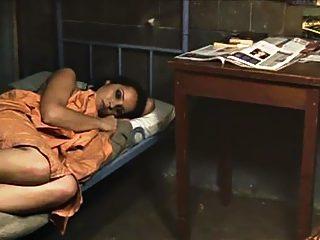 Beauty is raped in female prison