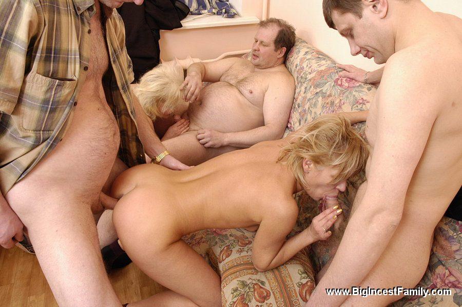Family orgys
