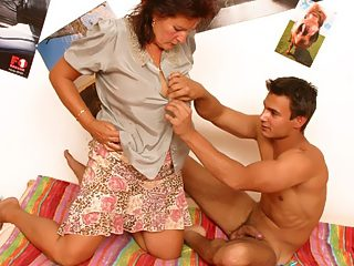 Real nasty incest photos  horny teen guy rams his full mamas snatch