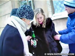 A lover of free beer forced to orgy