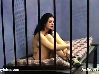 Sad prisoner raped by policemen