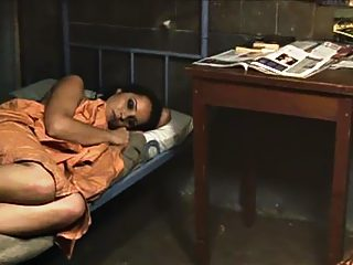 Beauty is raped in female prison