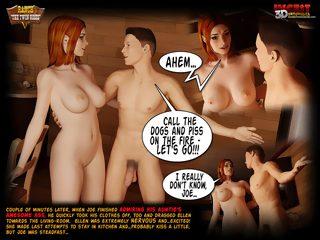 Incest Chronicles 3D