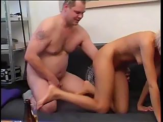 Kinky blonde ho gets an unforgettable incest sex treatment in front of cam