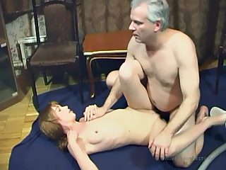 Teeny fucks up her incest loving dad's evening and gets drilled for that