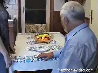 grandfather blowjob forced daughter
